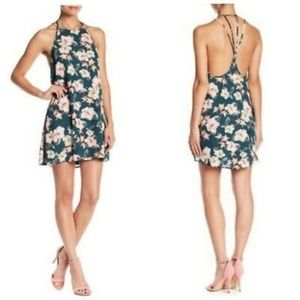 Show Me You Mumu Martini Racerback Mini Dress in M